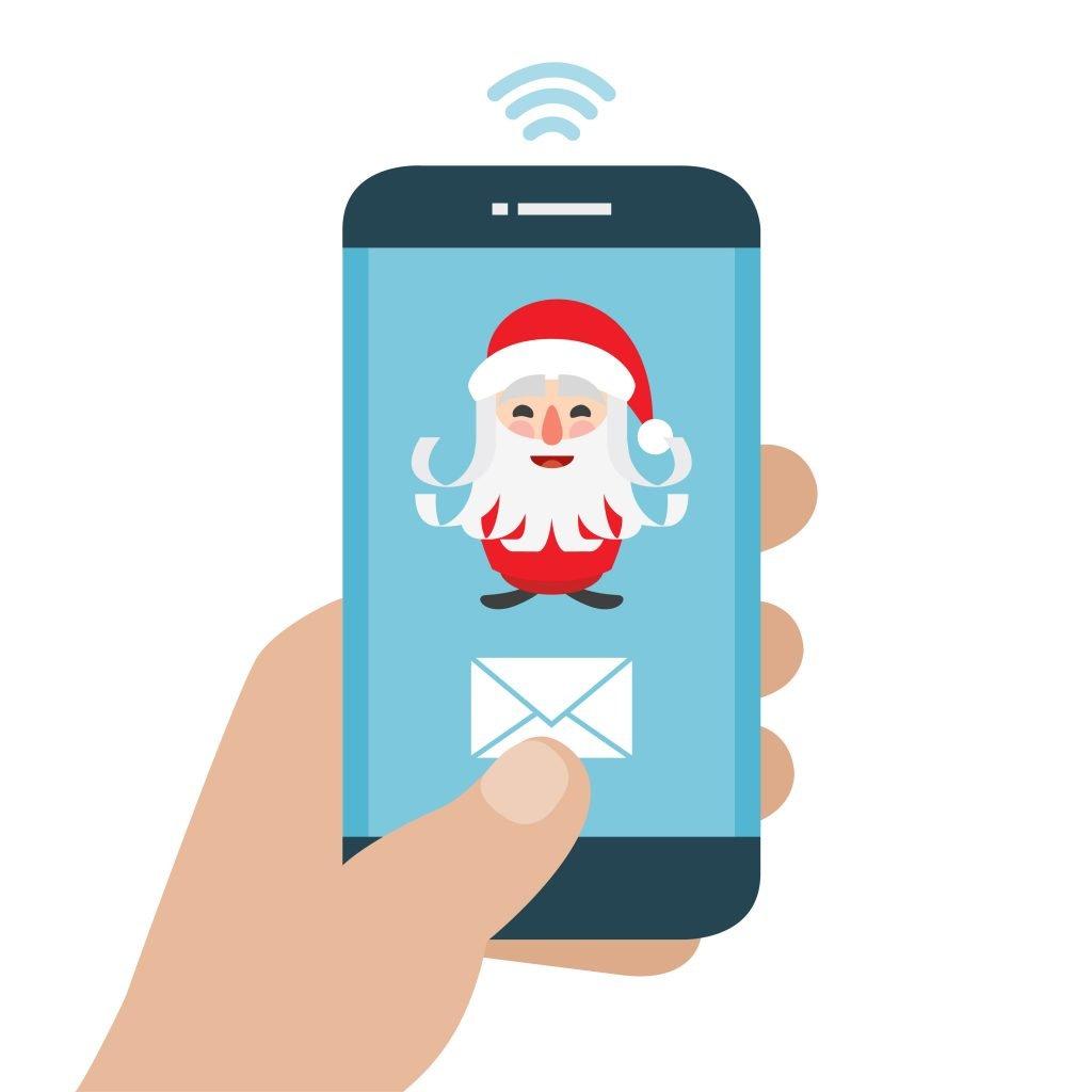 Campañas de SMS para Navidad