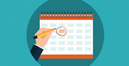 Calendario Marketing 2018
