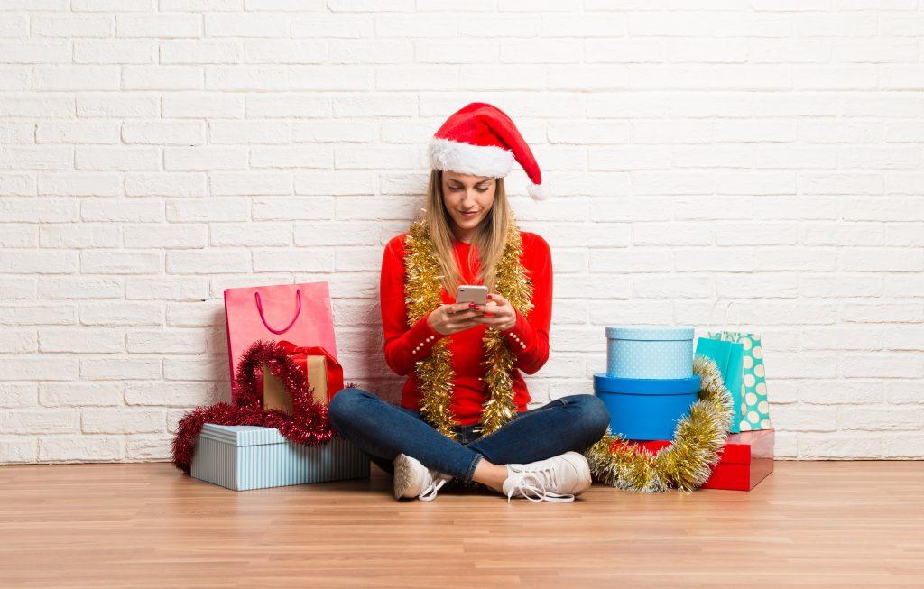 SMS Marketing Navidad