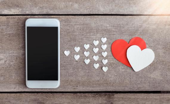 SMS San Valentin