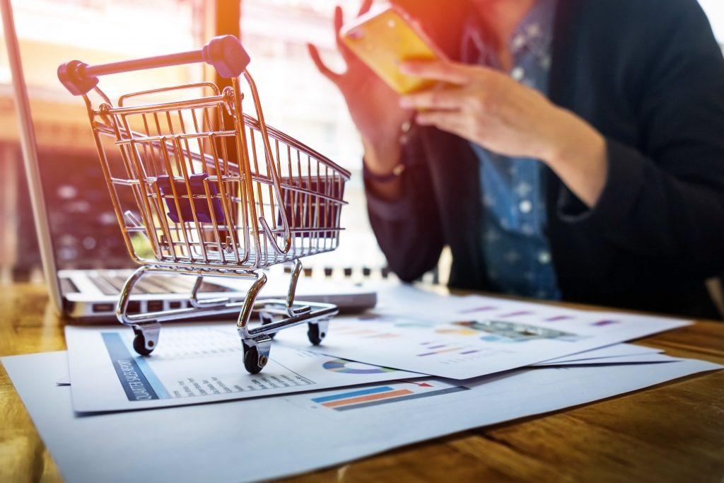 SMS E-commerce