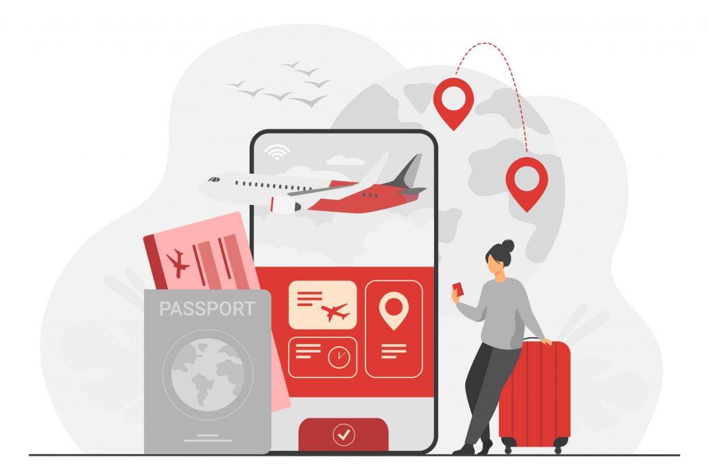 SMS para agencias de viaje