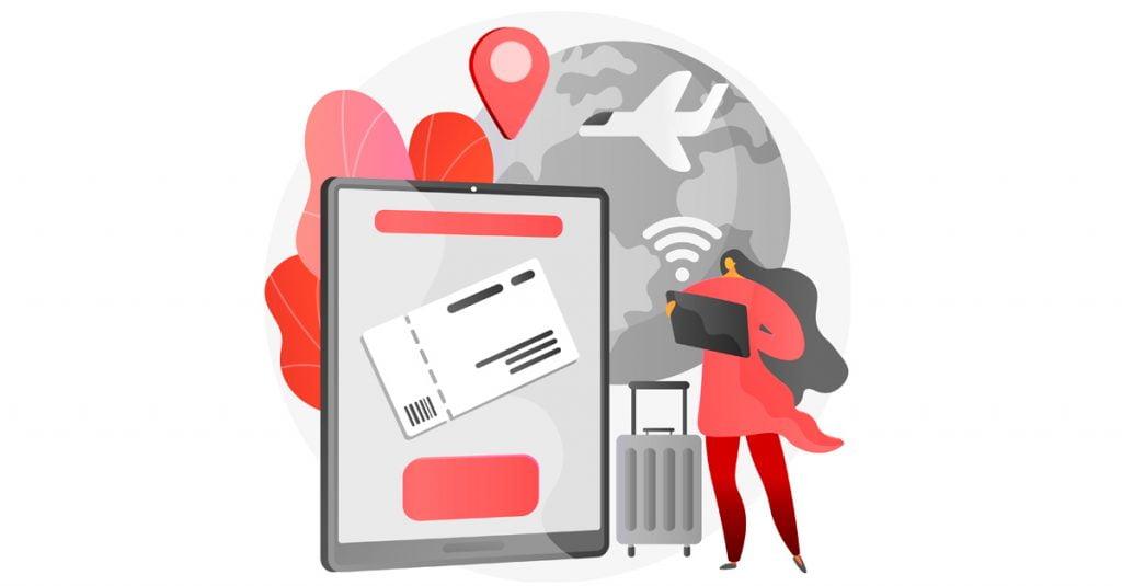 Ticketing SMS, Envío de entradas por SMS